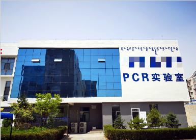 内蒙古阿拉善某甲等医院——PCR室